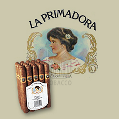 La Primadora Solitaire Natural Cigars - 6 x 50