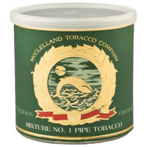 McClelland Oriental Mixture No. 1 Pipe Tobacco | 3.5 OZ TIN