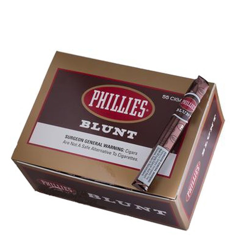 Phillies Blunt Chocolate Cigars (Box of 55) - Natural