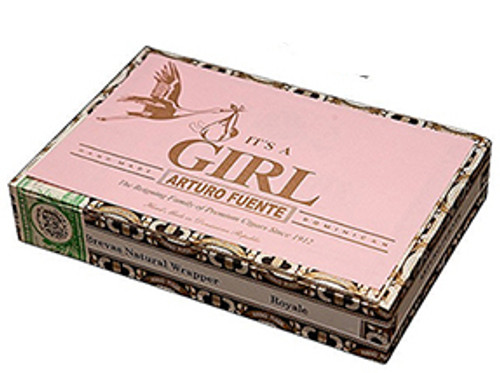 Arturo Fuente Breva It's A Girl Cigars - 5 1/2 x 42
