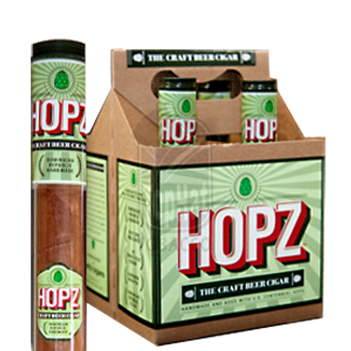 Hopz-The Craft Beer Cigars - 6 x 50