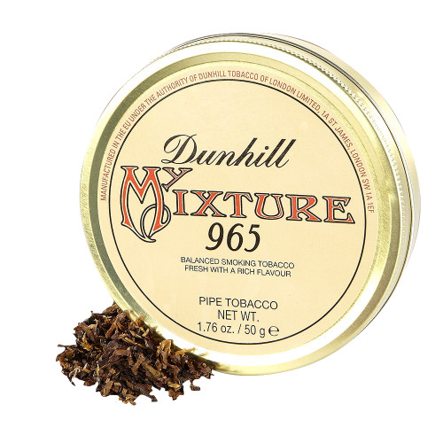 Dunhill My Mixture 965 Pipe Tobacco | 1.75 OZ TIN