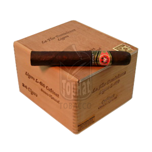 La Flor Dominicana Ligero 400 Cabinet Cigars - 5 3/4 x 54