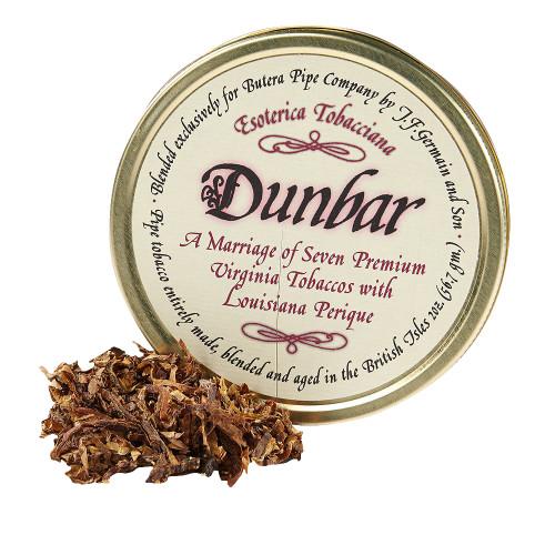 Esoterica Dunbar Pipe Tobacco | 2 OZ TIN