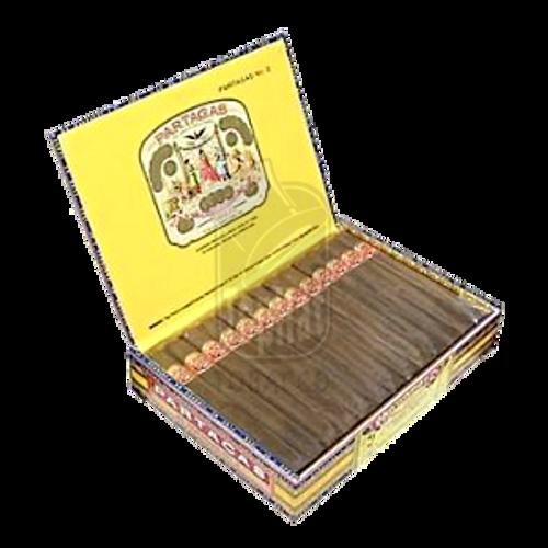 Partagas No. 2 Cigars - 5 3/4  x 43