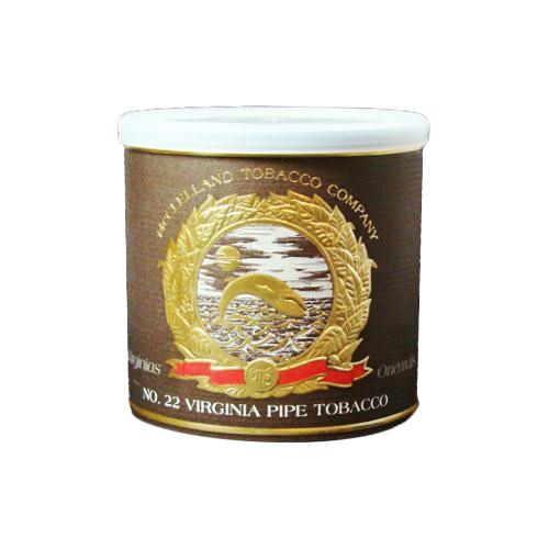 McClelland Matured Virginias No. 22 Pipe Tobacco | 3.5 OZ TIN