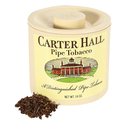 Carter Hall Pipe Tobacco | 14 OZ TIN
