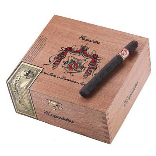 Arturo Fuente Exquisito Maduro Cigars - 4 1/2 X 32 (Cedar Chest of 50)