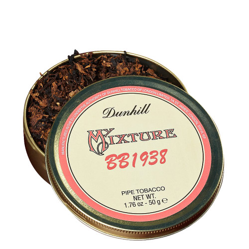Dunhill My Mixture BB1938 Pipe Tobacco | 1.75 OZ TIN