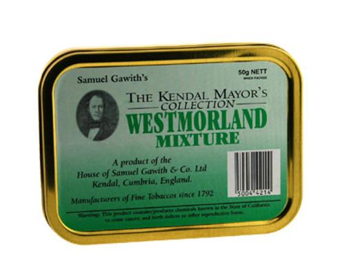 Samuel Gawith Westmoreland Mixture Pipe Tobacco   1.75 OZ TIN