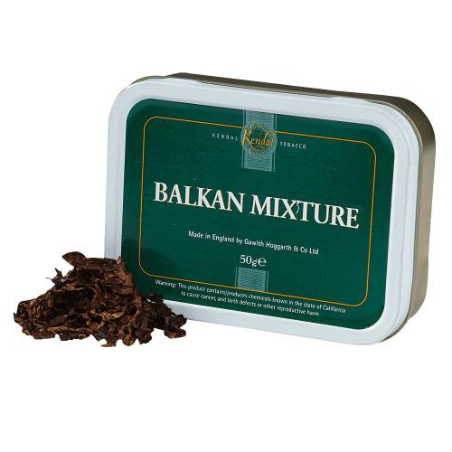 Gawith & Hoggarth Balkan Mixture Pipe Tobacco | 1.75 OZ TIN