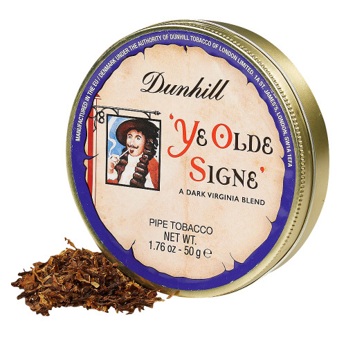 Dunhill Ye Olde Signe Pipe Tobacco | 1.75 OZ TIN