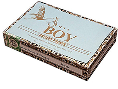 Arturo Fuente Breva It's A Boy Cigars - 5 1/2 x 42
