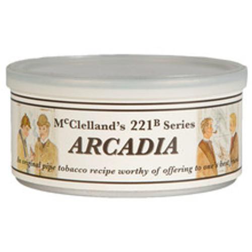 McClelland Arcadia Pipe Tobacco | 1.75 OZ TIN