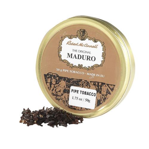 McConnell's Maduro Pipe Tobacco | 1.75 OZ TIN