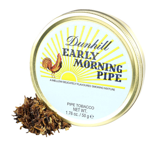 Dunhill Early Morning Pipe Tobacco | 1.75 OZ TIN