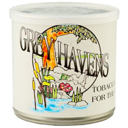McClelland Craftsbury Collection - Grey Havens Pipe Tobacco | 3.5 OZ TIN