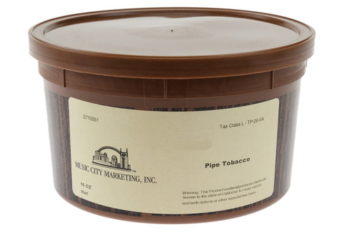 MCM Sutliff Cappuccino Bulk Pipe Tobacco 1lb