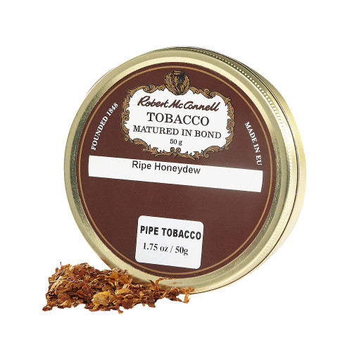 McConnell's Ripe Honeydew Pipe Tobacco | 1.75 OZ TIN