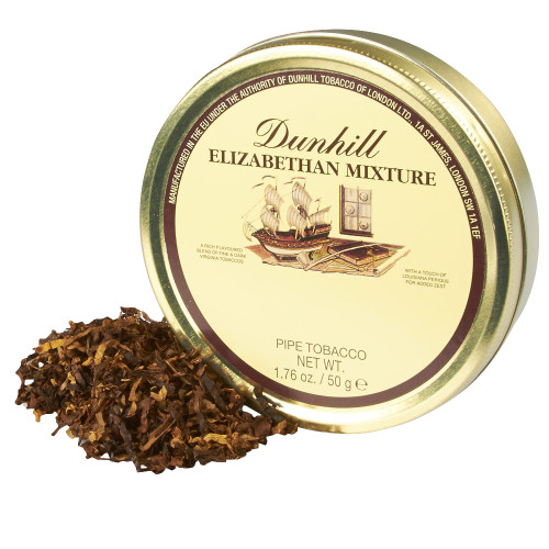 Dunhill Elizabethan Mixture Pipe Tobacco | 1.75 OZ TIN