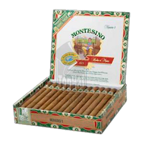 Montesino No. 1 Cigars - 6 7/8 x 43