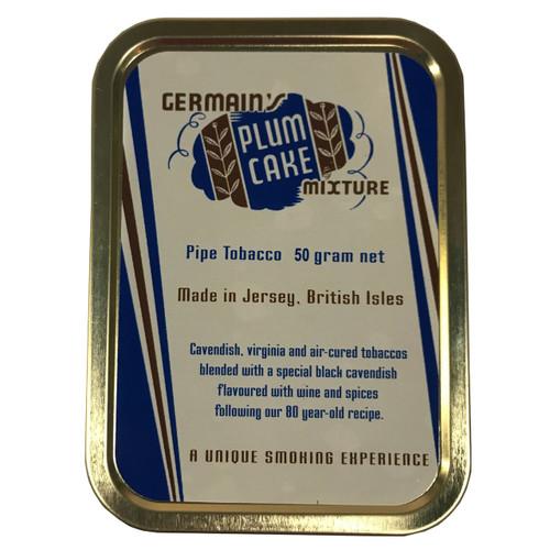Germain's Plum Cake Mixture Pipe Tobacco | 1.75 OZ TIN