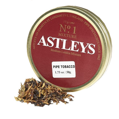 Astleys No. 1 Mixture Pipe Tobacco | 1.75 OZ TIN