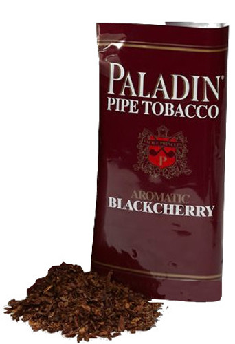 Paladin Black Cherry Pipe Tobacco | 1.50 OZ POUCH - 12 COUNT