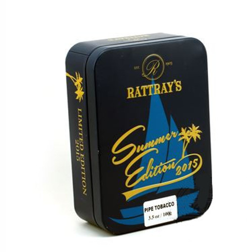 Rattray's 2015 Summer Pipe Tobacco | 3.5 OZ TIN