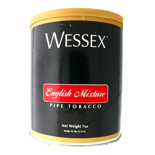 Wessex English Pipe Tobacco | 7 OZ TIN