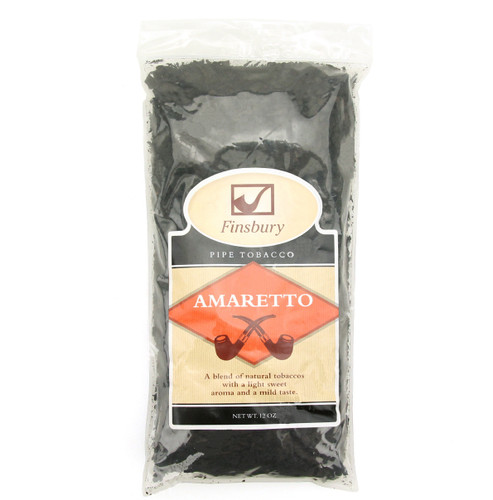 Finsbury Amaretto Pipe Tobacco | 12 OZ BAG