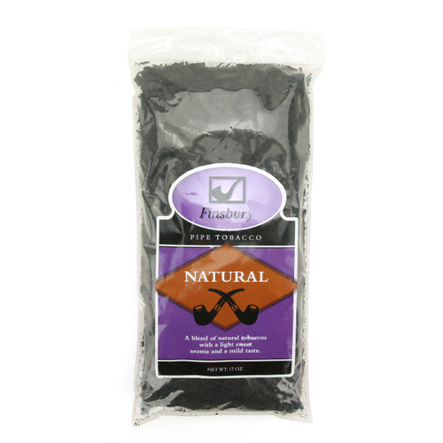 Finsbury Natural Pipe Tobacco | 12 OZ BAG