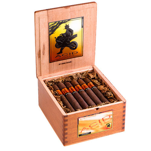 Acid Blue Kuba Grande Cigars - 6 x 60 (Box of 10)