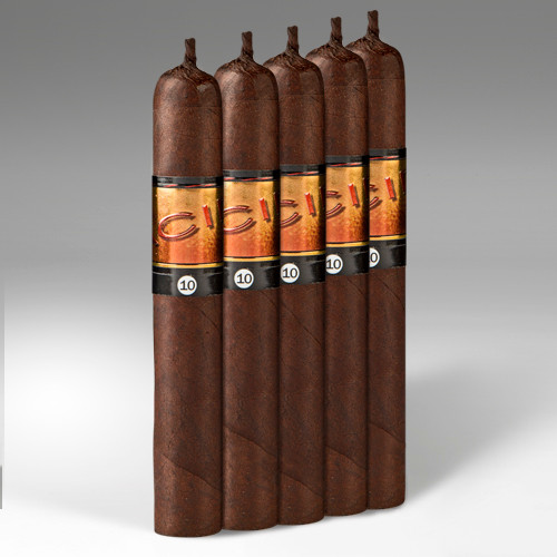 Acid Route 10 5-Pack Cigars - 5.5 x 54 (Pack of 5)