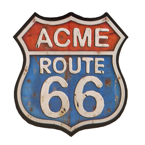 Acme Route 66 Tandem Cigars - 8.5 x 52 (Box of 20)