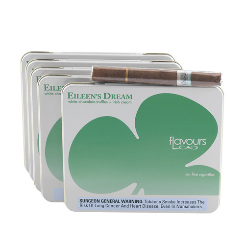 CAO Eileen's Dream Cigarillos - 4 x 30 (5 Tins of 10)
