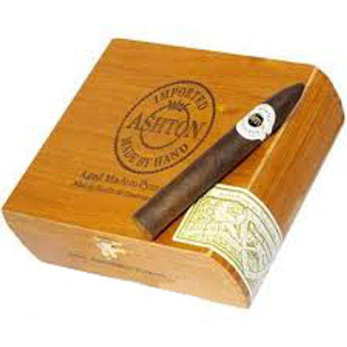 Ashton Pyramid Maduro Cigars - 6 x 52 (Cedar Chest of 25)