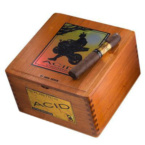 Acid Gold Atom Maduro Cigars - 5 x 50 (Box of 24)