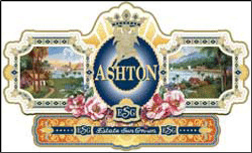 Ashton ESG 22 Year Salute Cigars - 6 x 52 (Cedar Chest of 25)