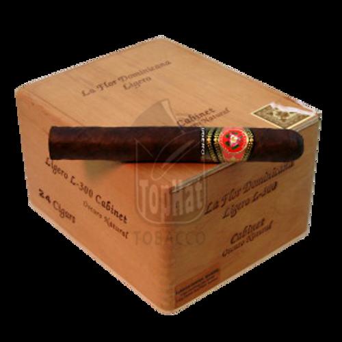 La Flor Dominicana Ligero 300 Cabinet Cigars - 5 3/4 x 50