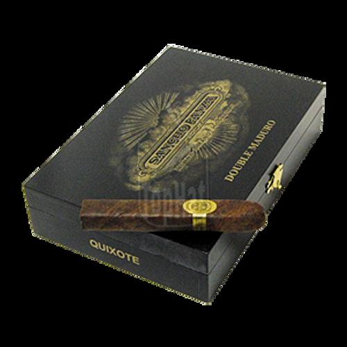 Sancho Panza Double Maduro Quixote Cigars - 4 x 50