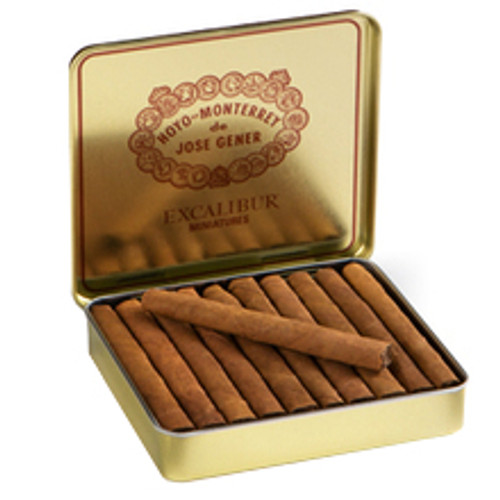 Hoyo De Monterrey Excalibur Miniatures - 3 x 22 (10 Packs of 20) Cigars