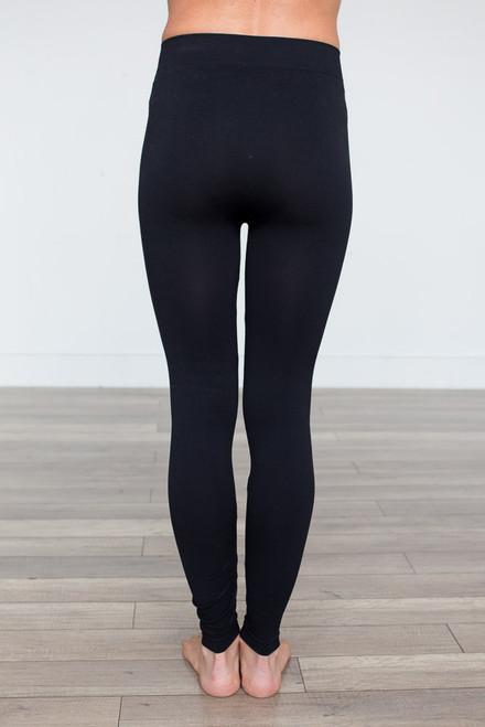 Seamless Leggings - Classic Black