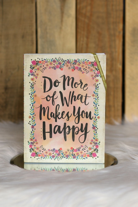 Inspirational Floral Journal - Multi - FINAL SALE