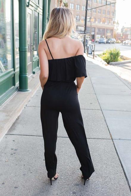 BB Dakota Maryana Jumpsuit - Black