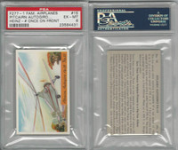 F277-1, H.J. Heinz, Famous Airplane Pictures, 1935, #15 Pitcairn, PSA 6 EXMT