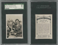 P18-78 Pattreiouex, Sporting Events, 1935, #21 Lawson Little, Golf, SGC 86 NM+
