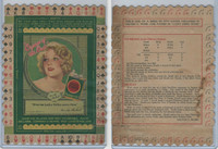 T13 ATC, Lucky Strike, Bridge Game Hands, 1930, #45 Dorothy Mackaill