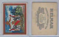 T107 Helmar, State Seals & National Coats of Arms, 1910, Baden
