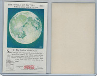 F213-3 Coca Cola, Nature Study, Earth, 1920's, #2 Surface of Moon